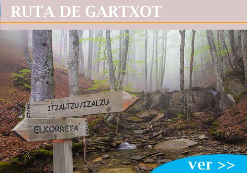 RUTA DE GARTXOT