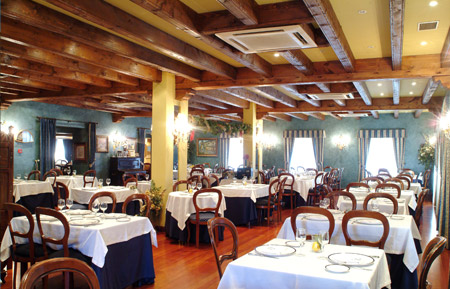 Restaurante Beti Jai