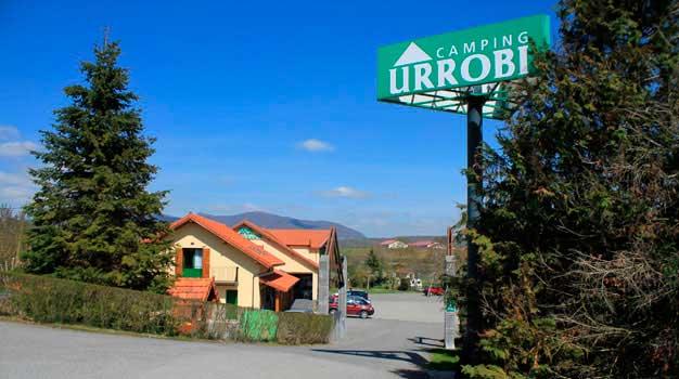 Camping Urrobi