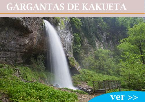 GARGANTAS DE KAKUETA